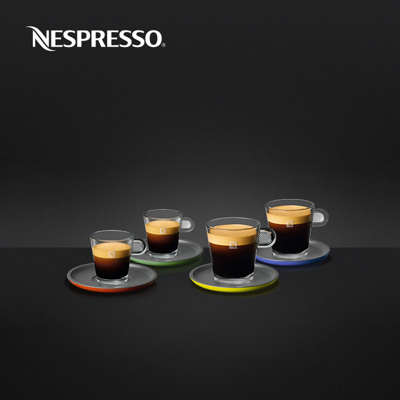 USD 102.32] NESPRESSO View the series combination containing 2 ...