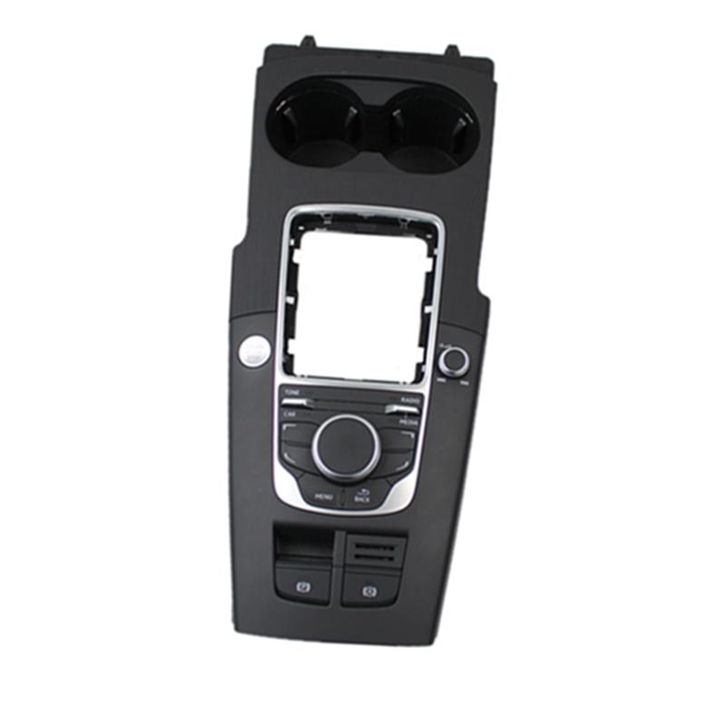 新款奥迪A3多媒体面板 A3 S3MMI系统操控面板 一键启动面板 原装