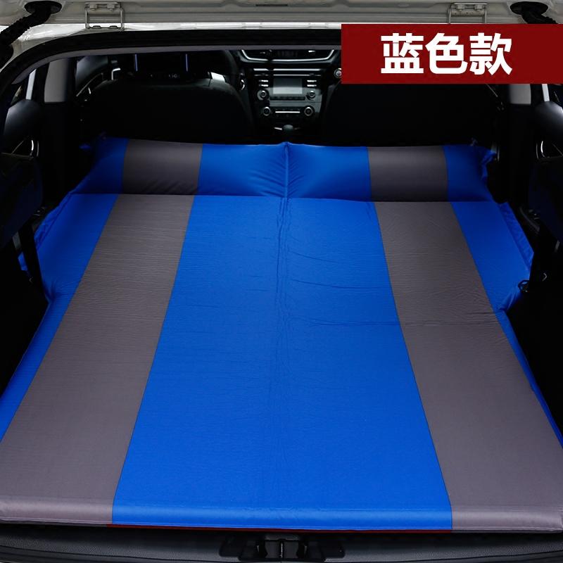 车震床车载旅行充气床轿车SUV越野车用后备箱气垫床睡垫自动充气