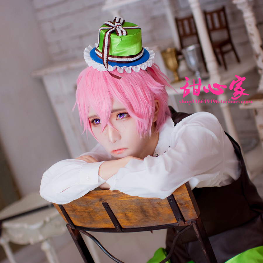 B-project阿修悠太~鼓动*Ambitious~假发cosplay现货