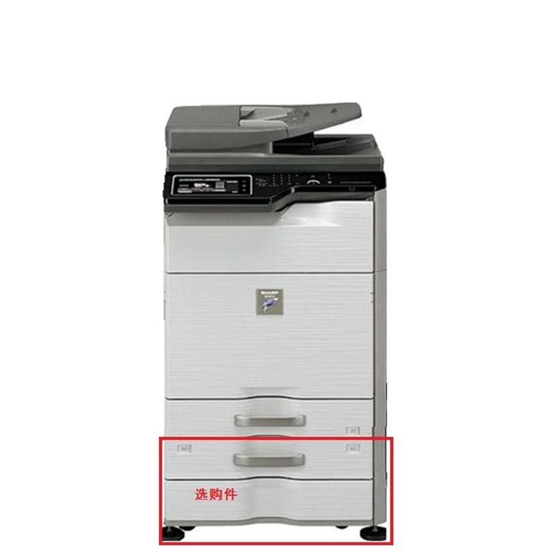 Sharp MX-M3608N kỹ thuật số A3 đen trắng in / kết hợp mạng máy in / sao chép / quét màu mạng