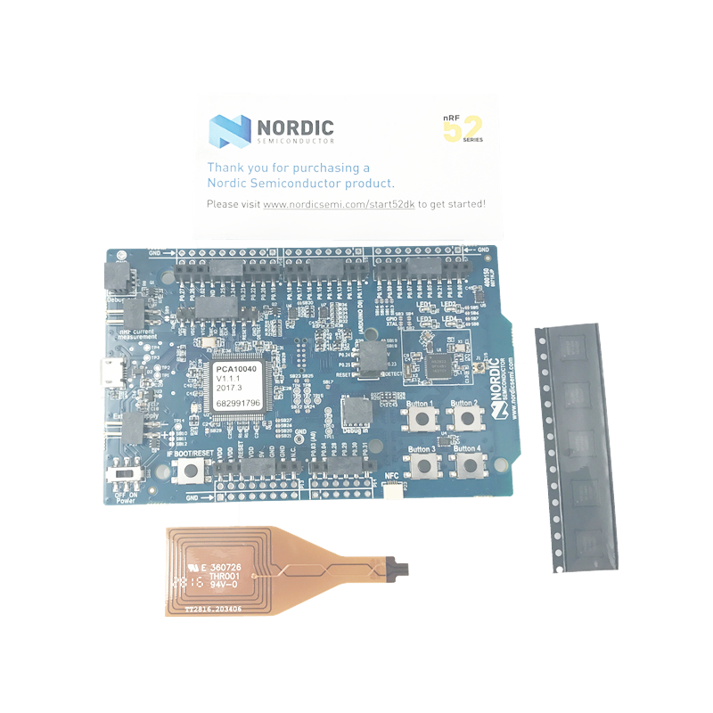 Spot NRF52-DK Nordic Bluetooth Development Board Kit