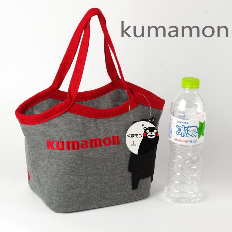 卡通可爱手提加厚保温便当包 防水午餐带饭袋子饭盒袋小拎包