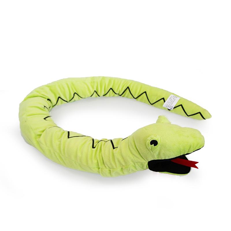GA Creatives 金洋创意 手偶长蛇玩具 毛绒玩具 49元包邮(需用券)