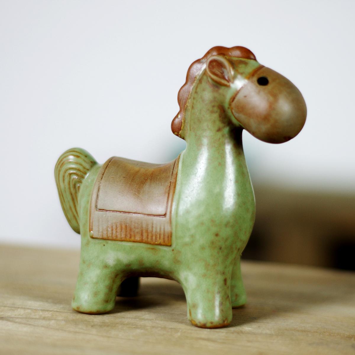 温馨e园 苔藓微景观饰品 迷你小鹿一家 DIY组装小摆件玩具