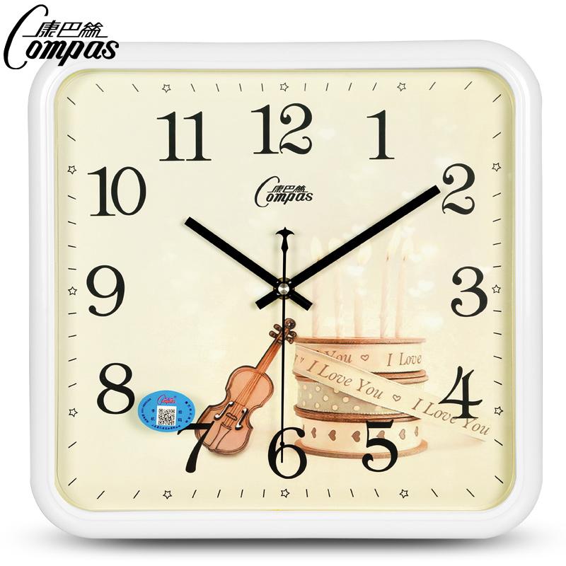 Usd 1843 Kangbasi Mute Wall Clock Simple Creative Watch Living