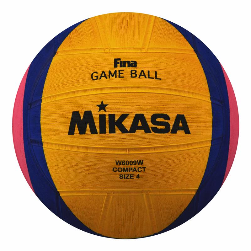 MIKASA米卡萨橡胶水球v橡胶男子W6000W女子W6009W用球