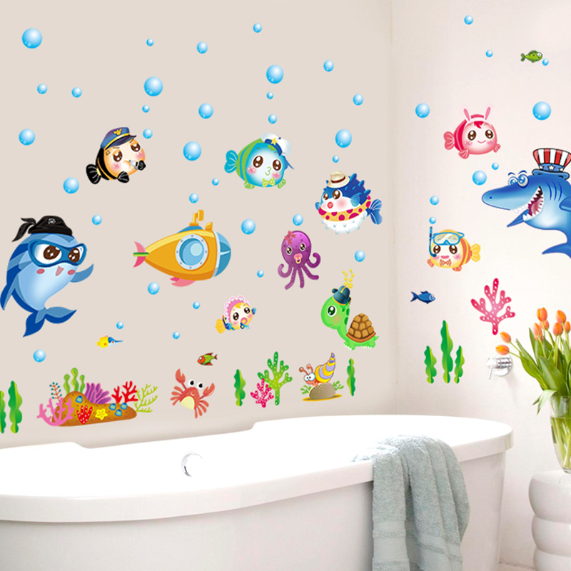 Usd 1584 Bathroom Shower Room Decorative Wall Tiles Glass Stickers