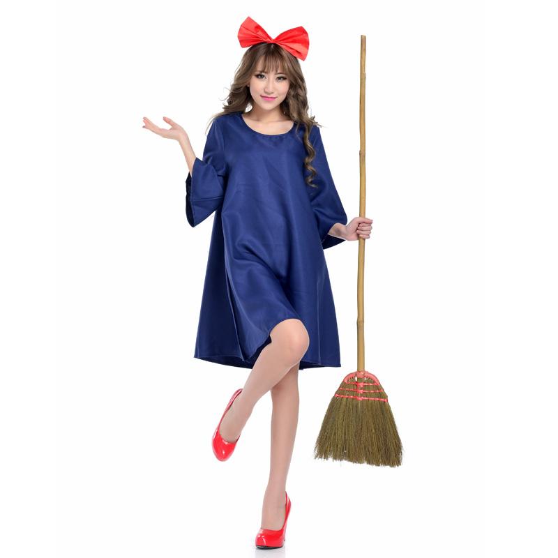 Halloween万圣节服装成人女小红帽表演服公主裙女巫婆COS化妆舞会