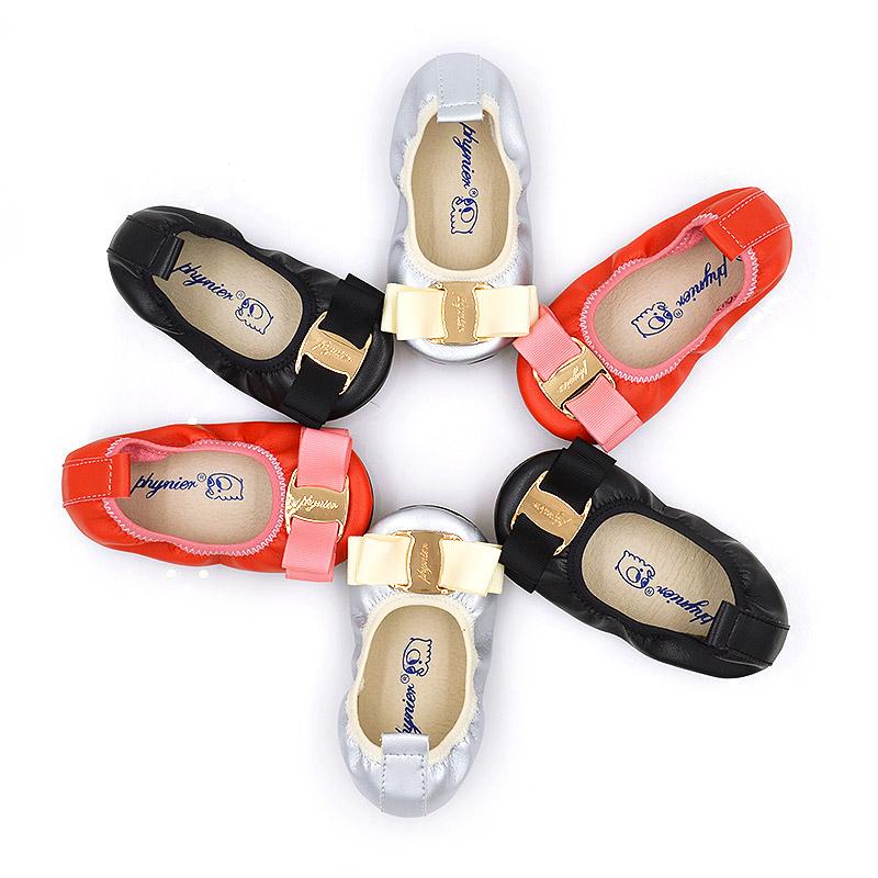 2015春秋季新款小林川子童鞋女童皮鞋真皮单鞋公主鞋儿童皮鞋黑色