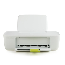 HP, 1112, color inkjet printer, home student photo, mini mini serial, black and white A4 paper office.