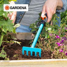 Gardena garden flower planting tools imported from Germany high quality rust proof garden scarifier