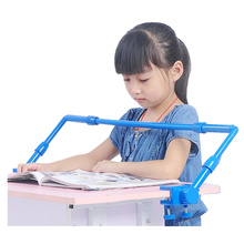 Zou Rong Antimyopia Sitting Posture Corrector Writing Frame for Children Writing Corrector Visual Protector to Prevent Children's Hump-back and Head-down Posture Writing Homework Artifact to Remind Primary School Students Sitting Posture Corrector