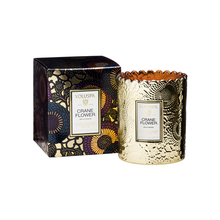 American VOLUSPA-Japonica Camellia series lace cups, tea bowls, embossed cups, aromatherapy candles.