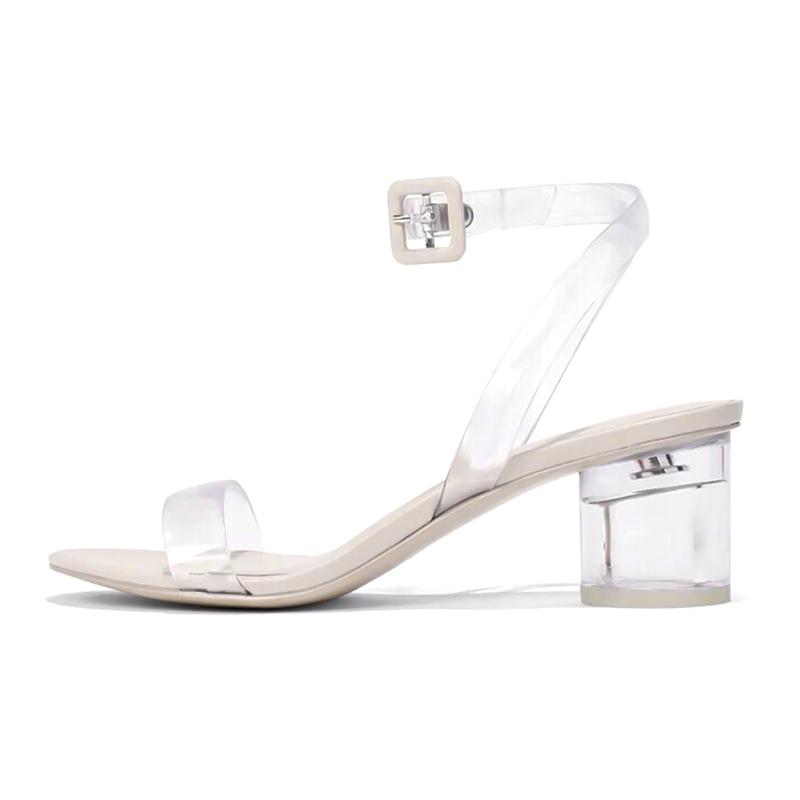 夏日凉鞋,小仙女可是要从头美到脚 服装 第7张