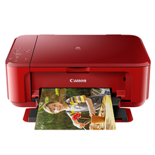 Canon mg 3680 color ink-jet mobile phone wireless WiFi photo printer copying all in one machine scanning small black and white office students A4 automatic multi-function three in one