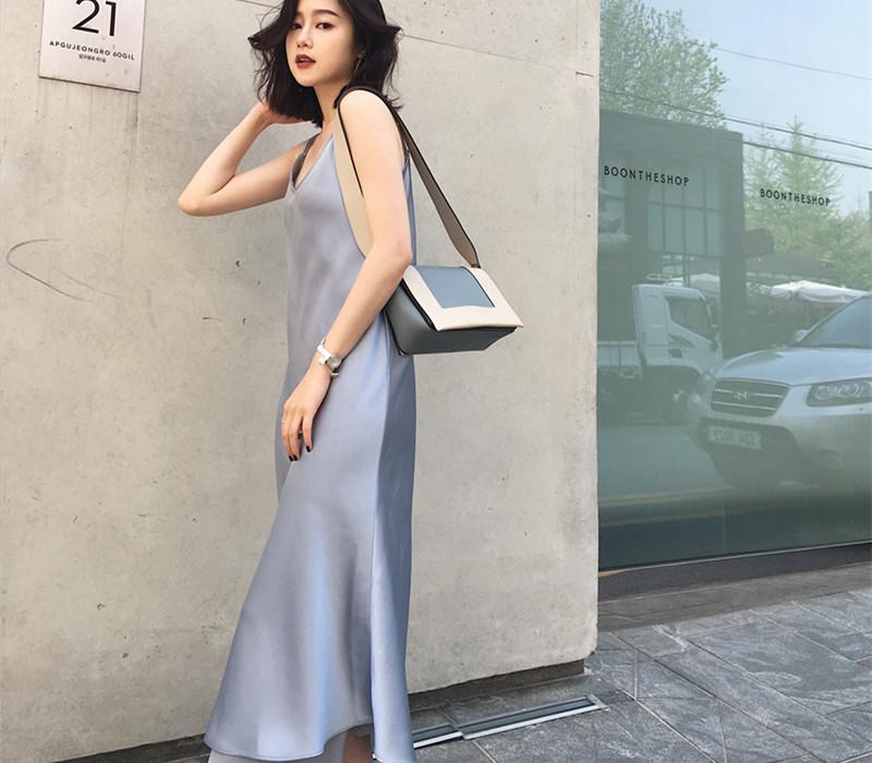 蕾丝连衣裙新款2018款 夏天告别闷热
