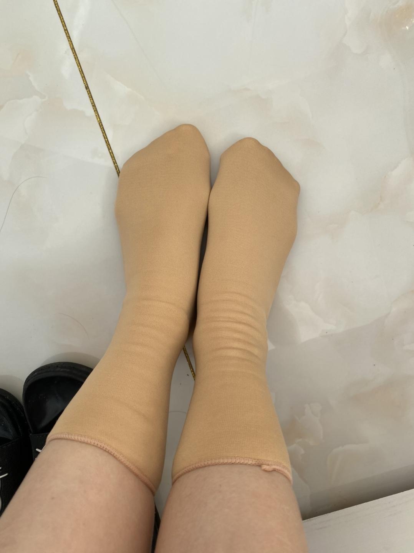 冬季加绒潮流雪地棉袜