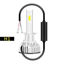 24v led light modified liberator j624v headlight bulb h7h4h1 super bright near high beam general purpose truck