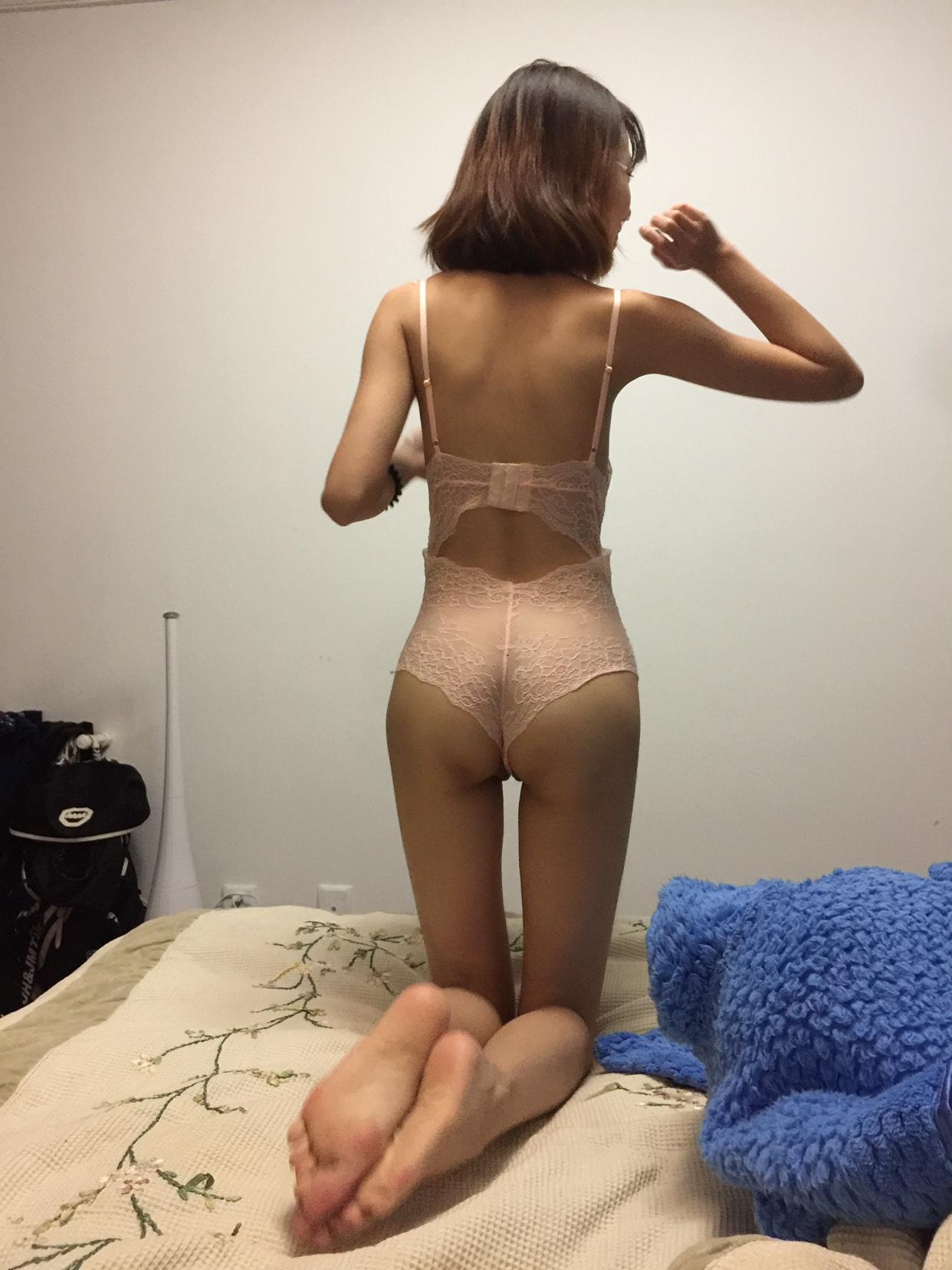 穿上比较紧,不过老公很喜欢? 看买家秀www.kanmjx.com