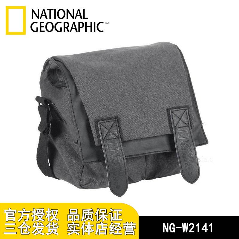 【原装正品】国家地理NG-W2141单肩包单反微单数码相机摄影包~