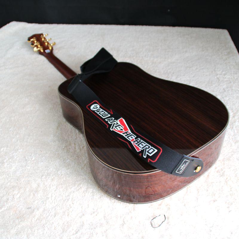 新款卡马原装黑色民谣吉他电吉他背带厂家直销kepma 背带 限包邮