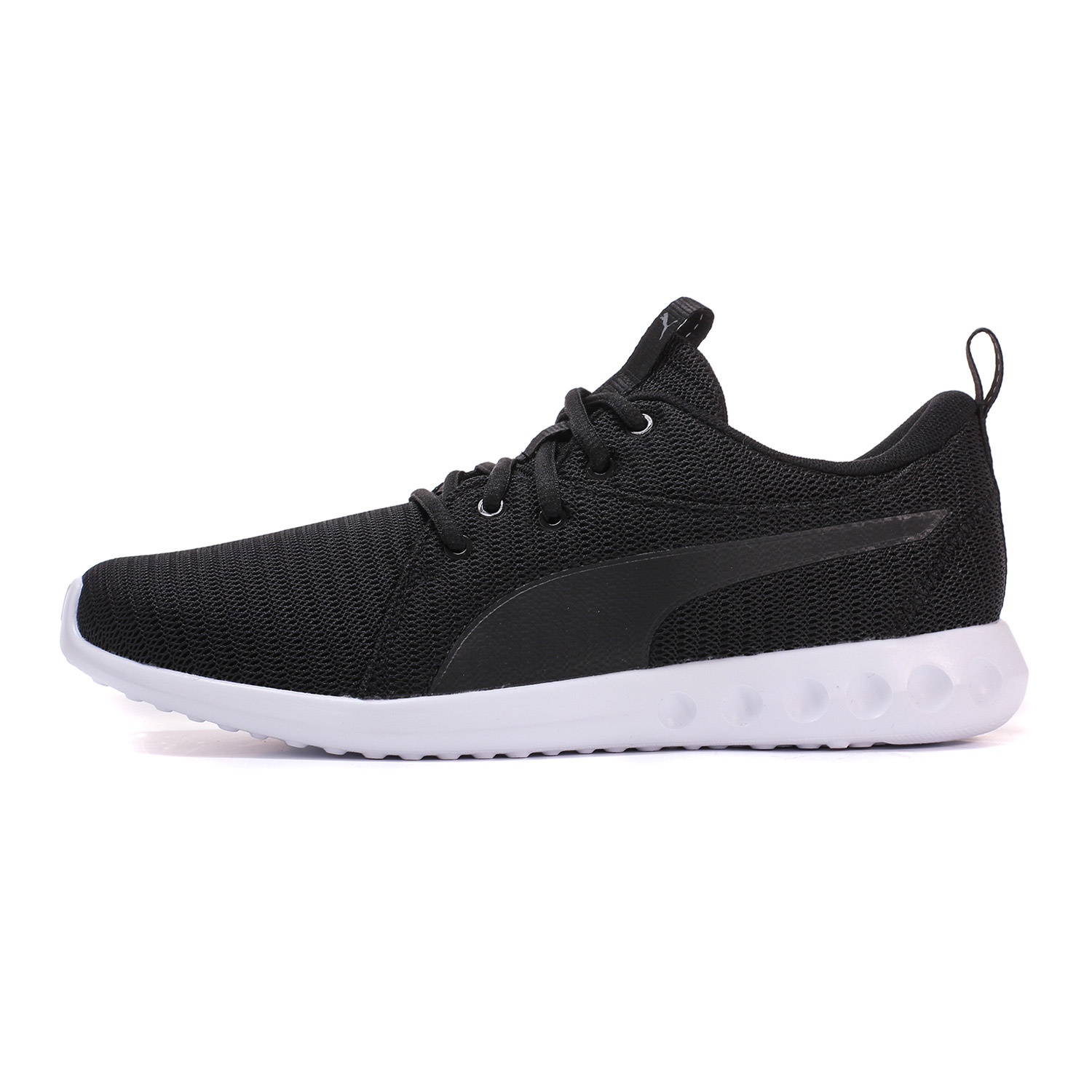 Puma Puma men s shoes 2017 new fitness running shoes mesh breathable  19003702 a3fbae371
