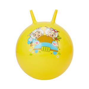 羊角球感统训练器材幼儿园儿童跳跳球家用蹦蹦球玩具小号球弹跳球