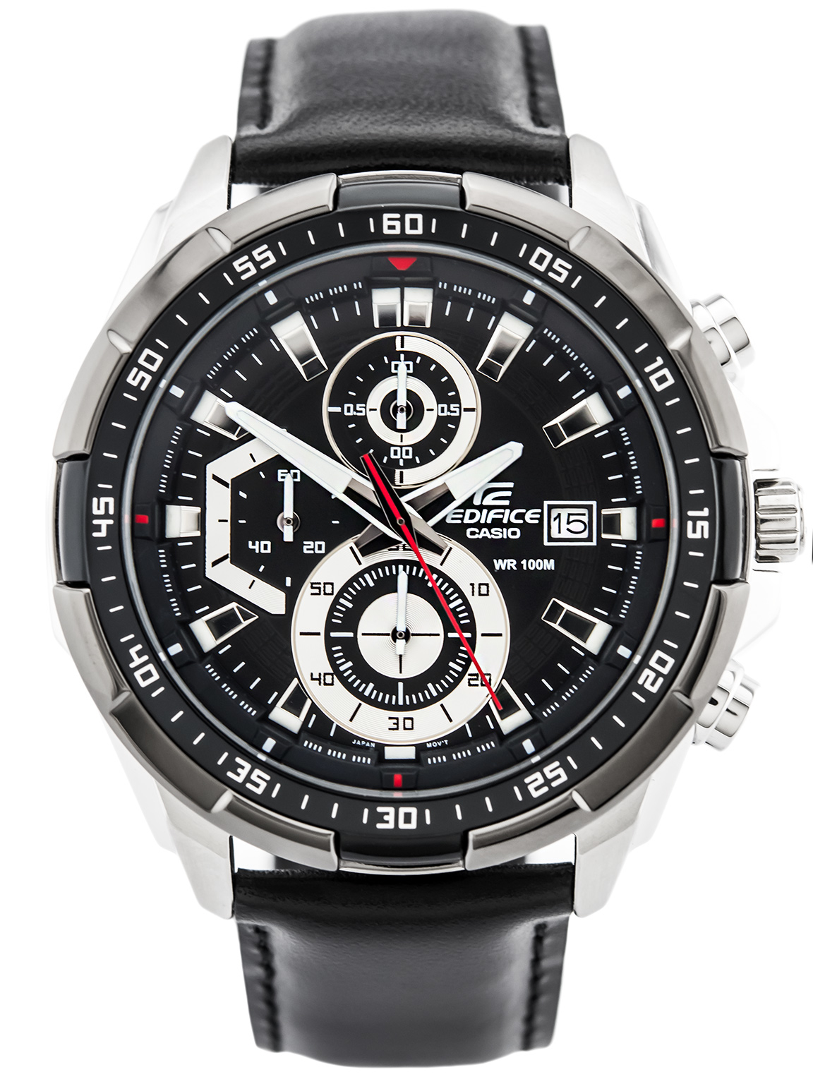 060fdc21b107 ... Casio watch men s large dial EDIFICE Red Bull F1 racing car EFR-539D-1A2