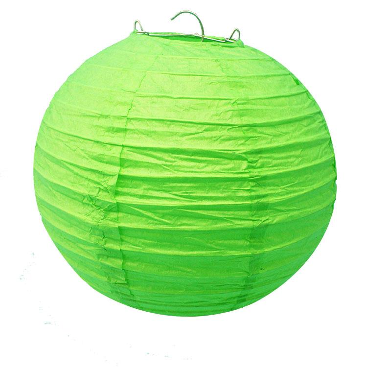 Зеленый 12 дюймов 30 см