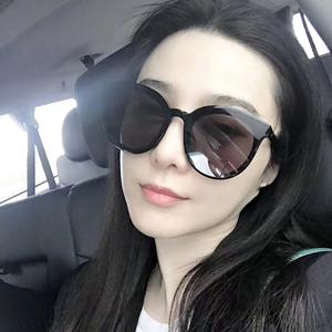 GM太阳镜女大框明星同款网红抖音ins复古韩版眼镜v圆脸潮墨镜男