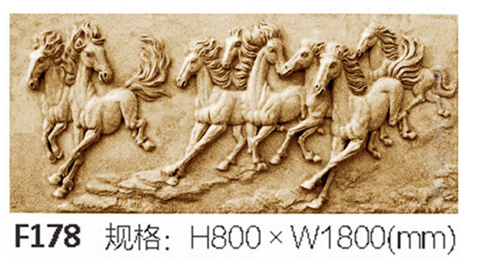 USD 288.49] Sandstone relief mural wall background wall art wall ...