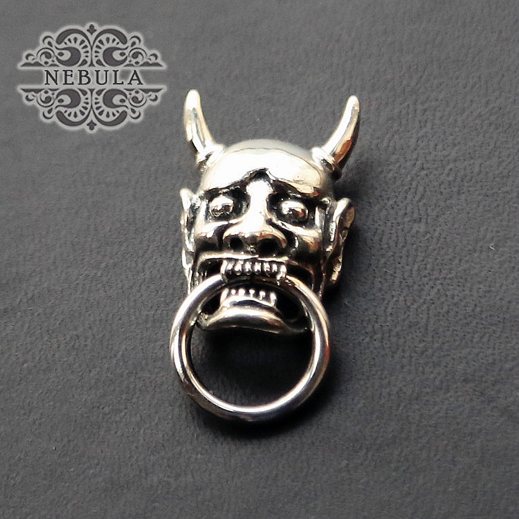 Solid Brass Skull Wallet Chain Connector O-Ring Clasp Coppercraft Turnbuckle