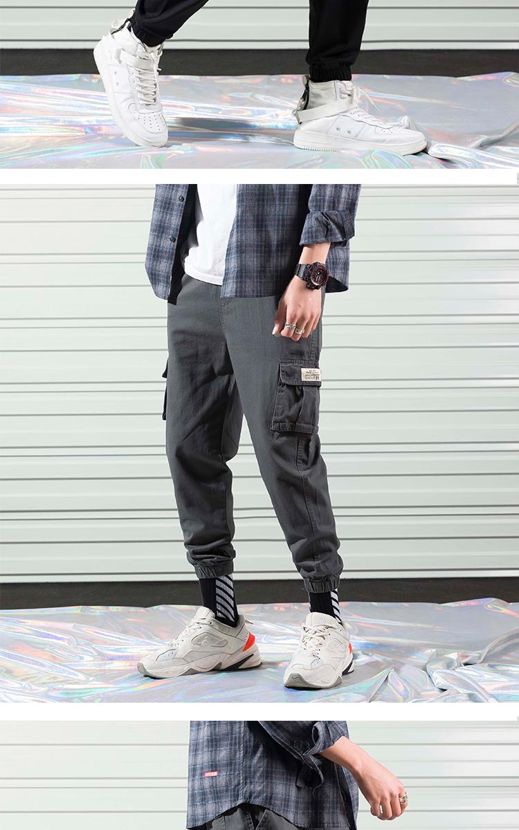 XZ309A-----K9023----P25休闲工装裤
