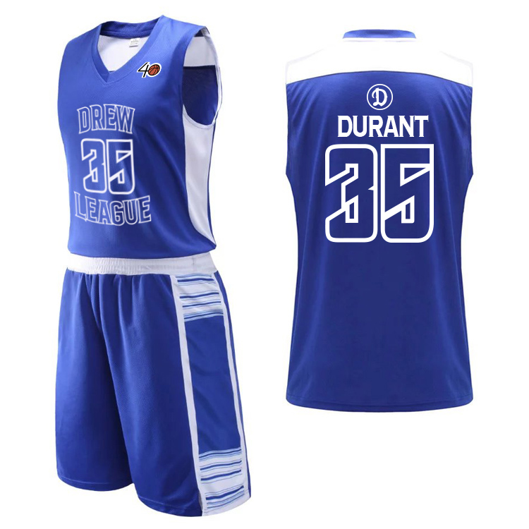 online store 84900 1dc4a Drew League basketball clothing custom children's Jerseys Custom DIY  uniforms buy printed elite basketball clothing