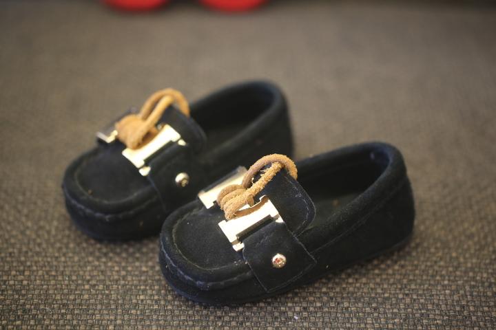 Детская кожаная обувь OTHER 10