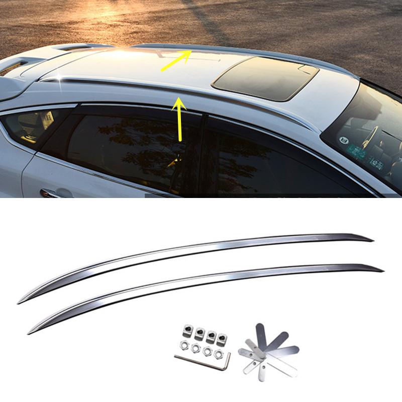 For Ford Focus 2012 2015 Hatchback Car Top Roof Rack Cross