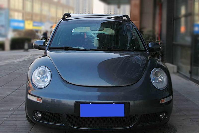 For Volkswagen Beetle 2004-2016 Car Top Roof Rack Cross Bars Luggage Carrier | eBay