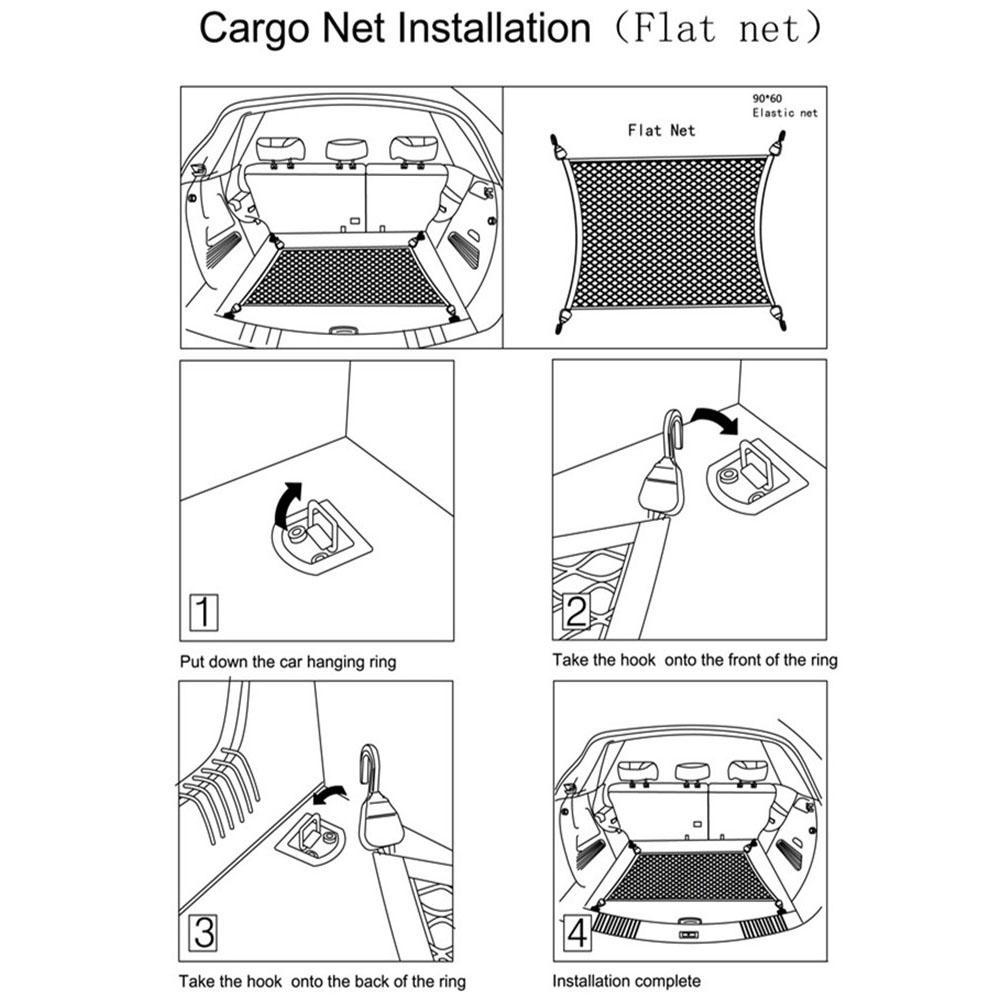 for the lexus es series trunk cargo net es200 es240 es250
