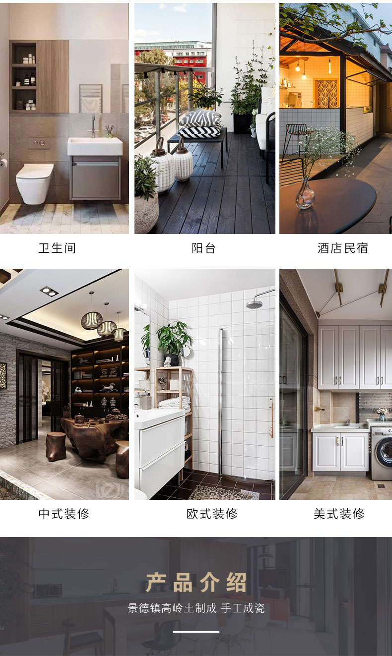 Automatic mop pool water is suing art ceramic mop mop pool 2 household cleaning toilet basin of the balcony