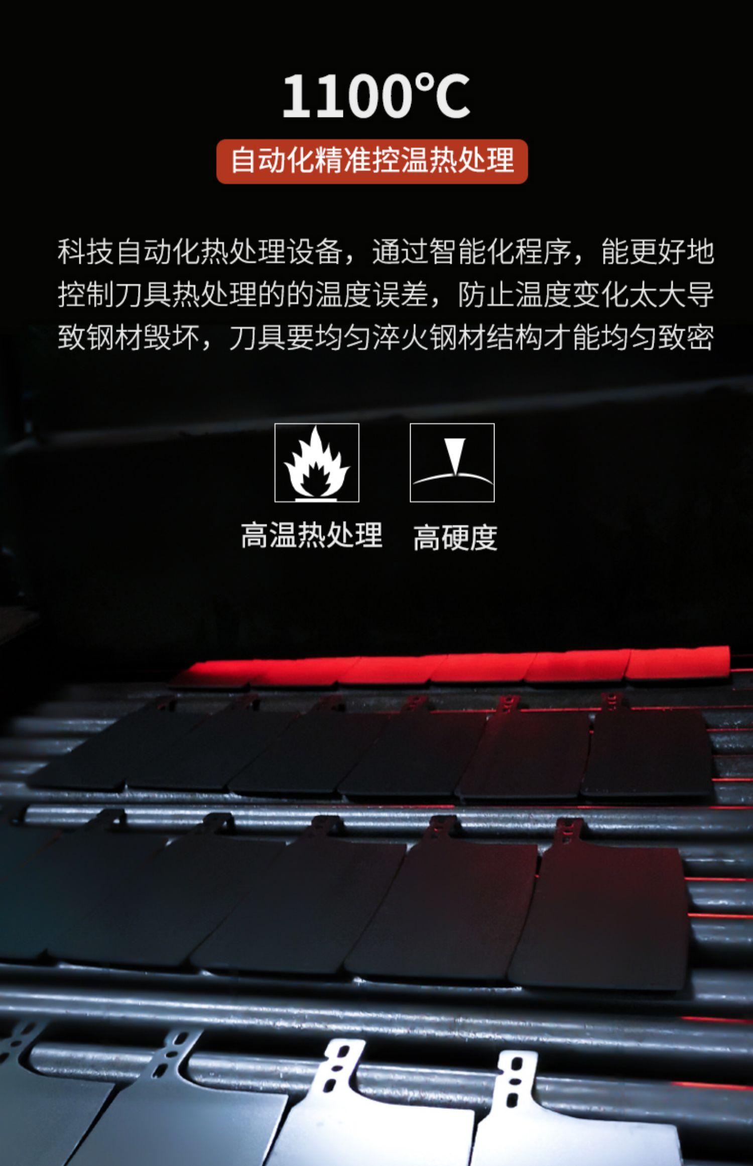 【巧媳妇】厨房不锈钢菜刀送多功能刨 12