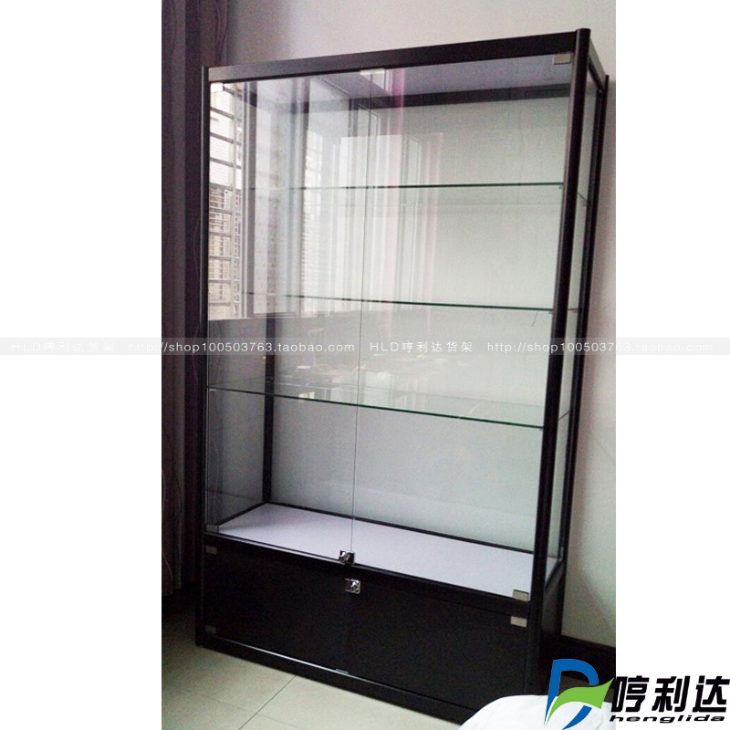 Hum Lida Boutique Display Cabinet Glass Cabinet Makeup Jewelry