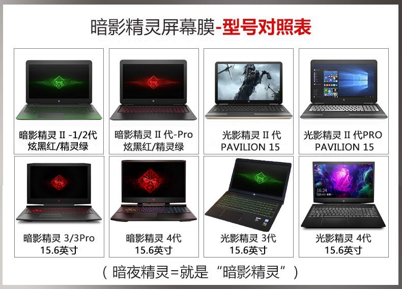 HP Ánh Sáng Và Bóng Tối Shadow 2/3 Thế Hệ Pro Màn Hình Cường Lực Hóa Bảo Vệ Màng Dán Night Elves 5 Laptop 15.6 Inch Plus17.3 Inch 4 Thế Hệ Mờ chống Ánh Sáng Xanh, Bảo Vệ Bức Xạ, Chống Phản Quang Miếng Dán Trang Trí Cửa Kính - 6