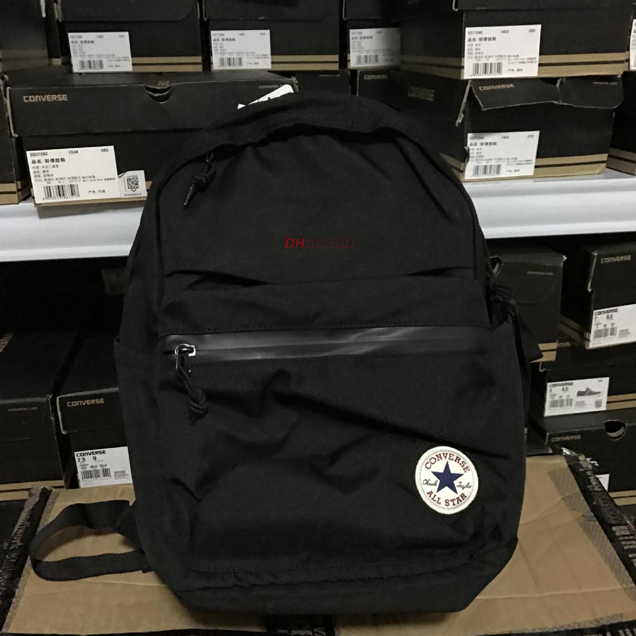 9270a8c8632c ... Converse bag CONVERSE backpack men and women backpack men and women  models classic backpack travel bag
