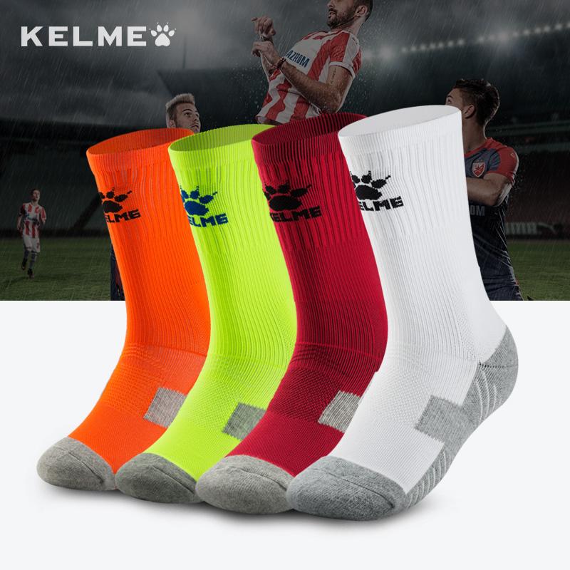 Футбольные носки Carl Beauty средние носок нескользящие утепленный Нижнее белье для полотенец 934 мужской KELME баскетбольные носки