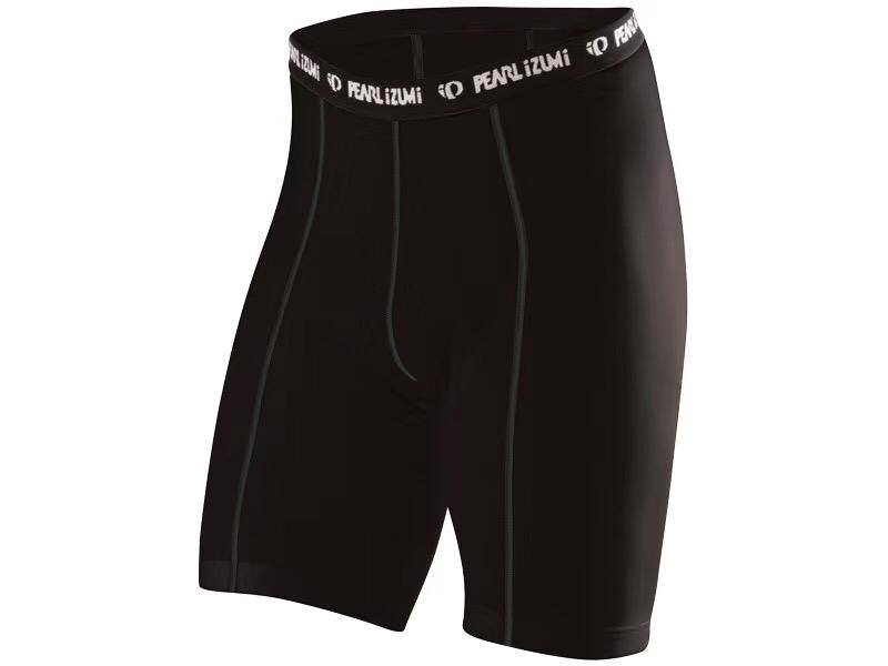 日本iZUMi一字护垫骑行短裤3D保内裤男款米骑行专业速干透气