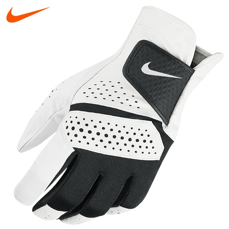 2 только бесплатная доставка по китаю Nike golf перчатки мужской кожзаменитель перчатки GG0498-101 оригинал GG0479-101