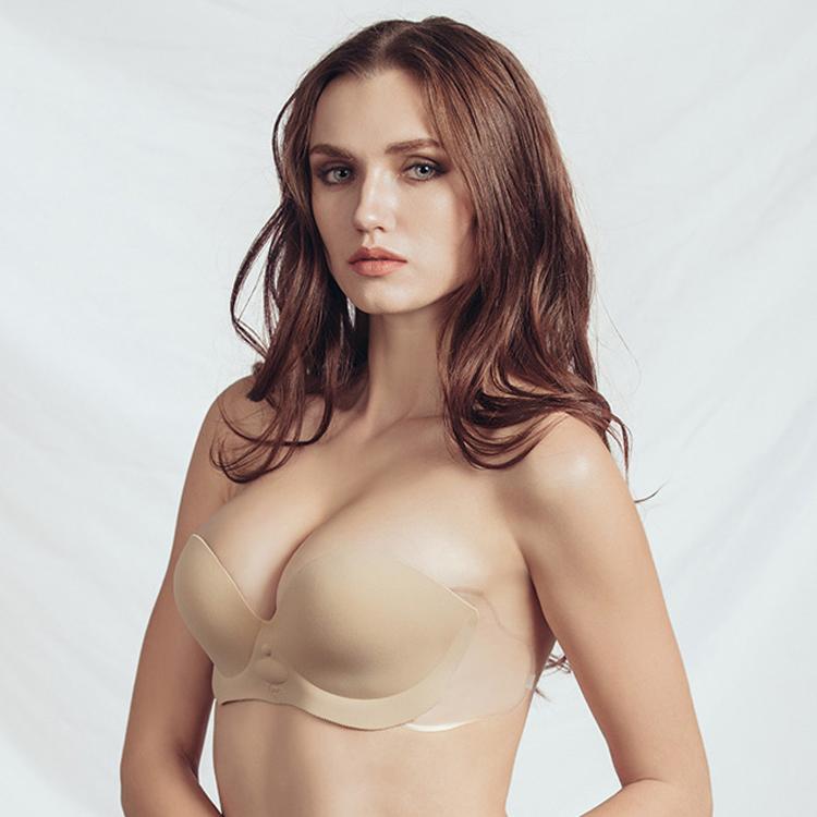 Miss Double/波波小姐原裝充氣隱形文胸配套替換內衣透明側翼貼片