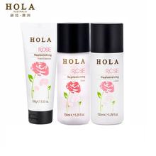 赫拉 玫瑰平衡补水保湿3件套装