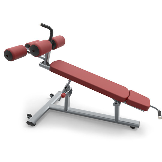 Yulong adjustable downward oblique press abdominal muscle board supine board bench press fitness chair gym professional dumbbell bench